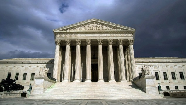 المحكمة العليا الأمريكية في واشنطن (KAREN BLEIER / AFP)