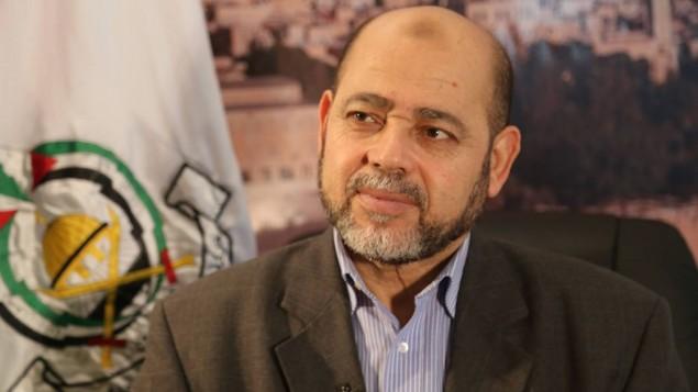 نائب رئيس الجناح السياسي لحركة حماس موسى ابو مرزوق (Facebook)