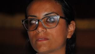 الناشطة الحقوقية ماهينور المصري (CC BY The Egyptian Liberal, Wikipedia)