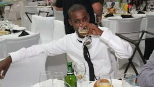 الاثيوبي الاسرائيلي افراهام مانغيستو، 28، المحتجز لدى حماس (Facebook)