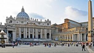 ساحة الفاتيكان (CC BY SA Dennis Jarvis, Flickr)
