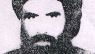 قائد حركة طالبان السابق الملا عمر (screen capture: YouTube)