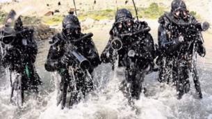 """قوات بحرية اسرائيلية خاصة من وحدة """"شاييتيت 13"""" (YouTube)"""