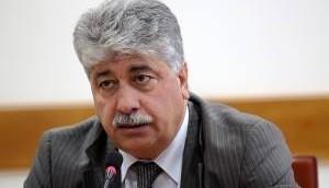 المسؤول في منظمة التحرير الفلسطينية أحمد مجدلاني (صفحة أحمد مجدلاني على موقع Facebook)