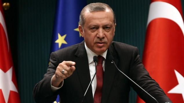 الرئيس التركي رجب طيب اردوغان، 9 سبتمبر 2015 (ADEM ALTAN / AFP)