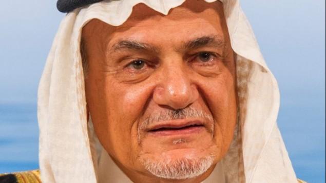 الأمير تركي الفيصل بن عبد العزيز آل سعود في مؤتمر ميونيخ للأمن في 2014، (Wikipedia/Stemoc/Munich Security Conference, CC BY 3.0 de)