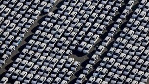 صورة توضيحية لسيارات في موقف (JAN WOITAS / DPA / AFP)