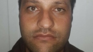شادي مطاوع، المشتبه بتنفيذ هجوم قتل فيه يعكوف ونتانئيل ليتمان في الضفة الغربية في 13 نوفمبر 2015 (Shin Bet)