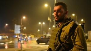 الجندي الأول (ت) من لواء كفير، كما يظهر في صورة على موقع المتحدث بإسم الجيش الإسرائيلي. (المتحدث بإسم الجيش الإسرائيلي)