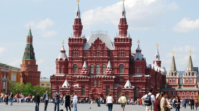 صورة توضيحية للساحة الحمراء في موسكو (CC BY Andrey, Flickr)