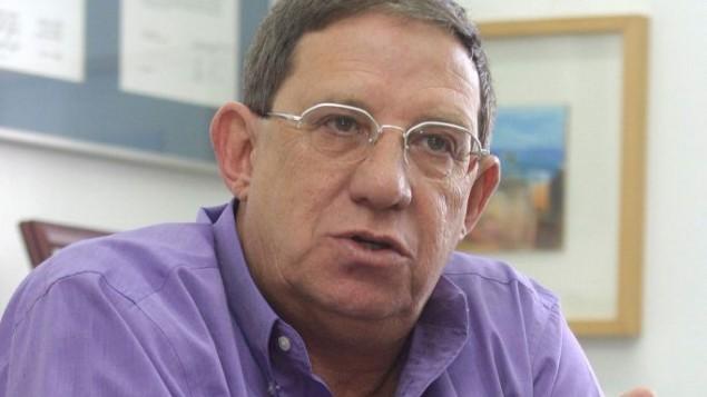 رئيس الشاباك سابقا كارمي غيلون. (Orel Cohen/FLASH90)