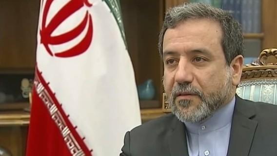 المفاوض في المباحثات النووية عباس عراقجي (screen capture/Channel 4 News)