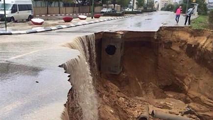 شارع منهار في عسقلان، 17 ديسمبر 2015 (police spokesperson)