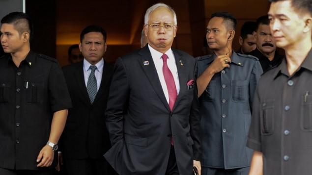 رئيس الوزراء الماليزي نجيب عبد الرزاق، 26 يناير 2016 (MOHD RASFAN / AFP)