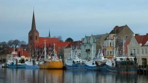مدينة سوندرسبورغ في الدنمارك (CC BY-SA Erik Christensen, Wikipedia)