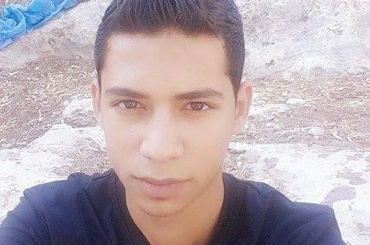 مهند الحلبي، 19 عاما، منفذ هجوم  الطعن الذي راح ضحيته إسرائيليين إثنين في 3 أكتوبر، 2015 والذي وقع في البلدة القديمة في القدس. (الشرطة الإسرائيلية)