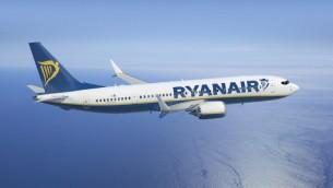طائرة بوينغ 737 تابعة لشركة 'ريان اير'  (Courtesy)