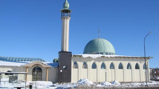 صورة توضيحية لمسجد ابسالا في السويد (CC BY Johan A, Flickr)