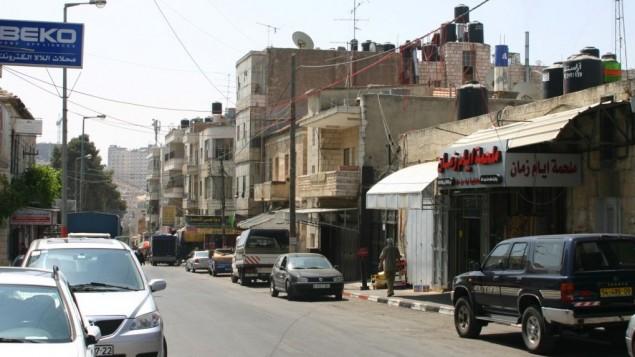 مدينة رام الله في الضفة الغربية (CC-BY Ralf Lotys (Sicherlich)/Wikimedia Commons)