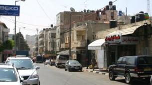 مدينة رام الله في الضفة الغربية (CC BY-Ralf Lotys (Sicherlich)/Wikimedia Commons)
