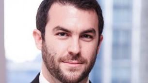 ديفيد كيز، المدير التنفيذي لمنظمة 'تقديم حقوق الانسان' (Courtesy)
