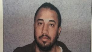 خليل عادل خليل، من سكان القدس الشرقية، حُكم عليه بالسجن لسنتين لانضمامه إلى تنظيم 'الدولة الإسلامية' في سوريا. (Courtesy Shin Bet)