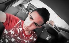 محمد ناصر طرايرة (17 عاما) من بلدة بني نعيم الفلسطينية، منفذ هجوم طعن في كيريات اربع قتل فيه فتاة اسرائيلية تبلغ 13 عاما في غرفة نومها، 30 يونيو 2016 (Facebook)