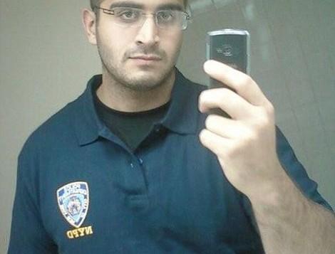 عمر صديق متين (30 عاما) من لورت سانت لويس، هو المشتبه بتنفيذ هجوم إطلاق النار الذي أودى بحياة 50 شخصا في نادي ليلي للمثليين في أورلاندو، بحسب الشرطة، 12 يونيو، 2016. (MySpace)