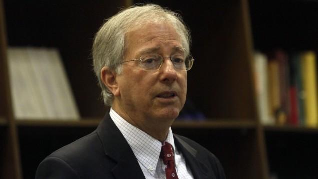 الدبلوماسي الأمريكي المخضرم والمستشار السابق للرئيس دنيس روس (Uri Lenz/Flash90)