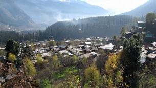 بلدة مناي، في ولاية همشال بارديش الهندية (CC-BY-SA - Anoop Pandit/Wikimedia)
