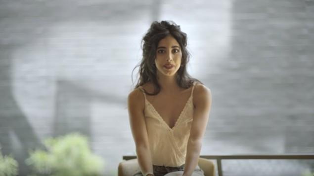 الممثلة سمر قبطي (لقطة شاشة من YouTube)