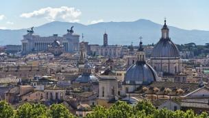صورة توضيحية لمدينة روما (Wikipedia/Bert Kaufmann/CC BY-SA 2.0)