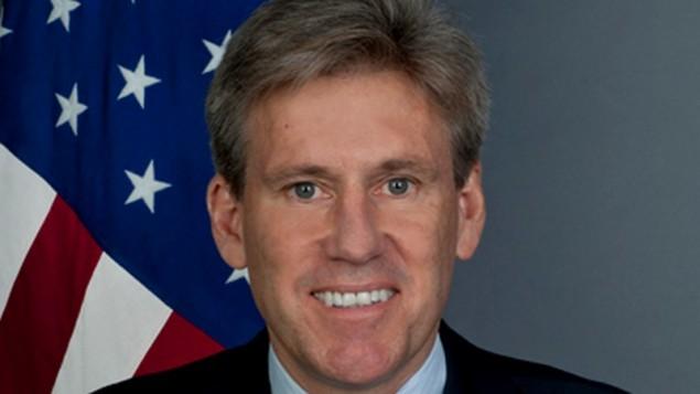 السفير السابق لليبيا كريستوفر ستيفنز، الذي قُتل بالهجوم على القنصلية الامريكية في بنغازي عام 2012 (courtesy/US State Department)