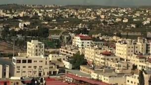 صورة توضيحية لمدينة طولكرم. (لقطة شاشة: YouTube)
