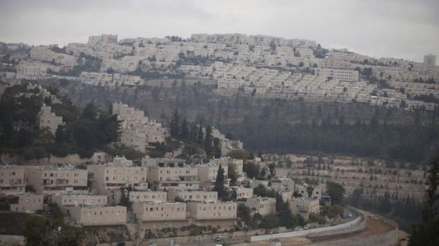 حي رمات شلومو في القدس الشرقية، 17 نوفمبر 2015 (Lior Mizrahi/Flash90)