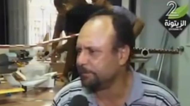 محمد الزواري (Channel 2 screenshot)