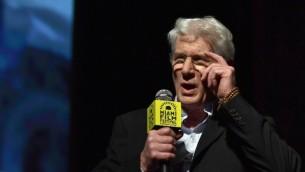 ريتشارد غير خلال حضوره لليلة الإفتتاحية لمهرجان ميامي للأفلام في 8 مارس، 2017، في مدينة ميامي بولاية فلوريدا.(Gustavo Caballero/Getty Images/AFP)