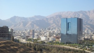 المصرف المركزي الايراني في طهران (CC BY-SA Ensie & Matthias, Flickr)
