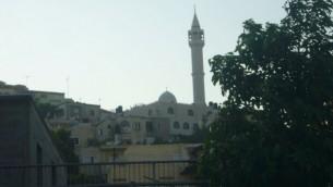 مسجد في قرية عرعرة شمال إسرائيل (Public Domain/Wikipedia)