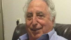 القائد السابق للوحدة البحرية الخاصة الإسرائيلية 'شايتيت 13' غادي شيفي (Facebook)
