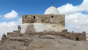 ضريح النبي اهرون، بالقرب من البتراء (CC BY-SA 3.0, Wikipedia)