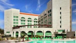 فندق موفنبيك، رام الله. (HotelsCombined.com)