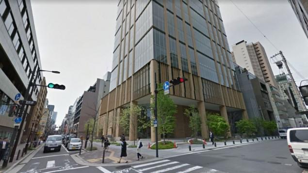 مقر شركة 'ميتسوبيشي تانابي' في اوساكا، اليابان (screen capture: Google Street View)