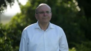 مئير بن شباط، الذي عين مستشار الأمن القومي في 13 أغسطس 2017. (Courtesy)