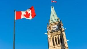مبنى البرلمان الكندي في أوتاوا، كندا. (photo credit: MarcBruxelle/iStock)