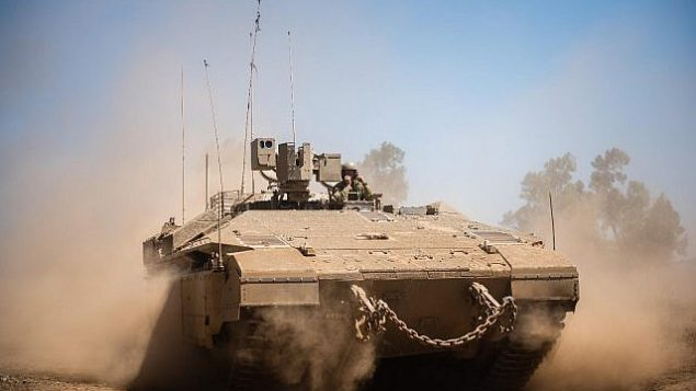 جنود اسرائيليون خلال تدريب (Israel Defense Forces)