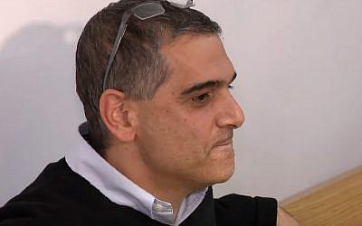 إيلي كامير (لقطة شاشة: Kan news)