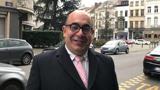 السفير الإسرائيلي المعين لدى الأردن أمير فايسبرود (Courtesy MFA)
