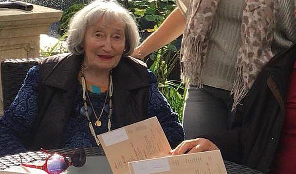 ميريل نول (85 عاما)، ناجية من المحرقة تم العثور عليها مقتولة داخل شقتها في باريس (Courtesy)