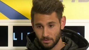لاعب كرة القدس في بيطار القدس انتوني فارين (YouTube screenshot)